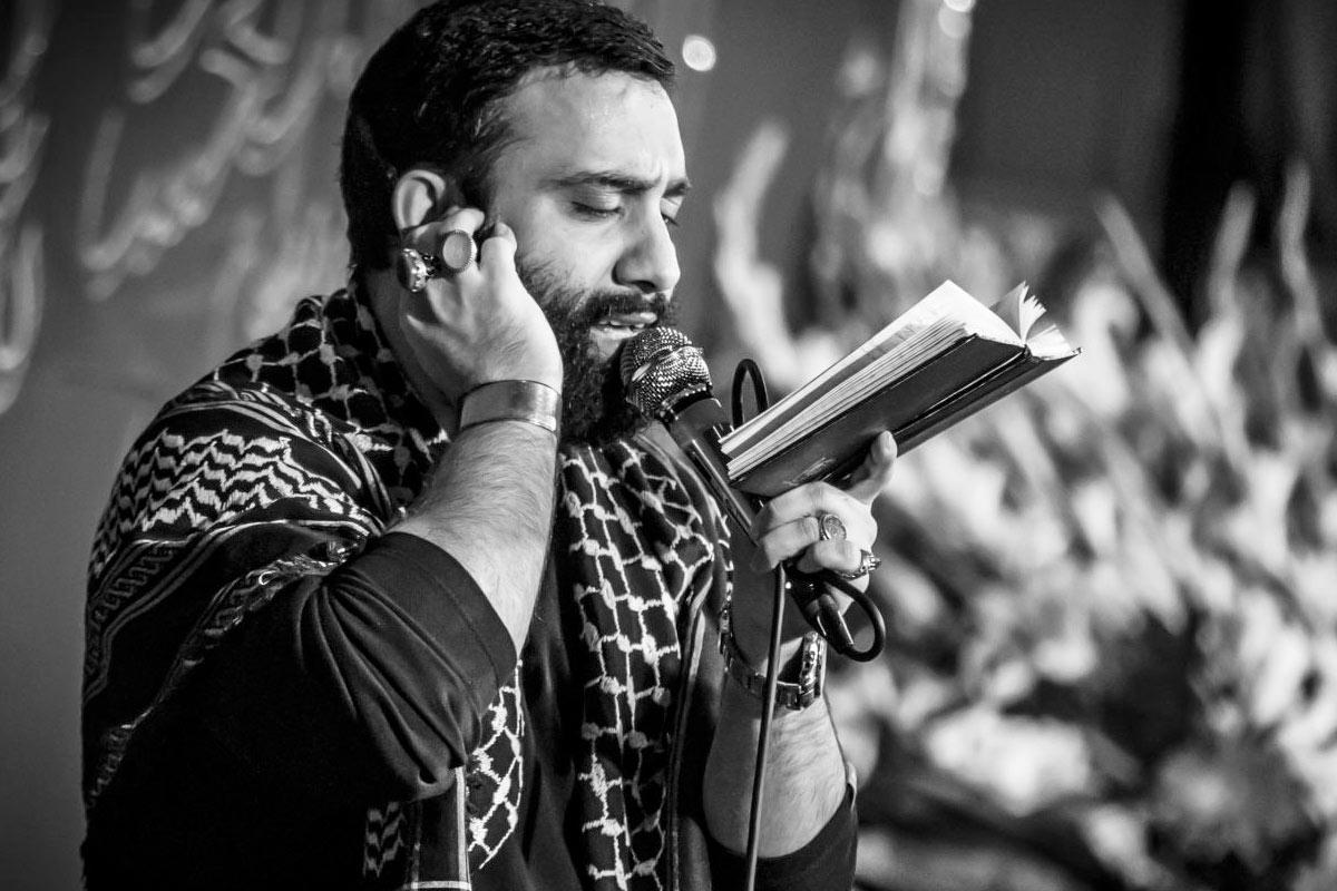 مداحی محرم 98/ مقدم: ما کل سال چشم به راه محرمیم
