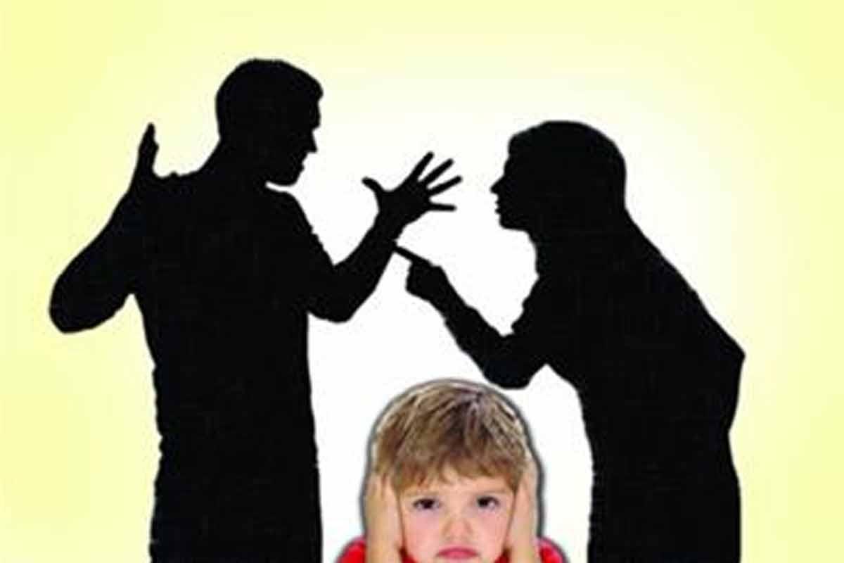 یک نکته ی تربیتی/ پرهیز از مشاجره ی بین والدین