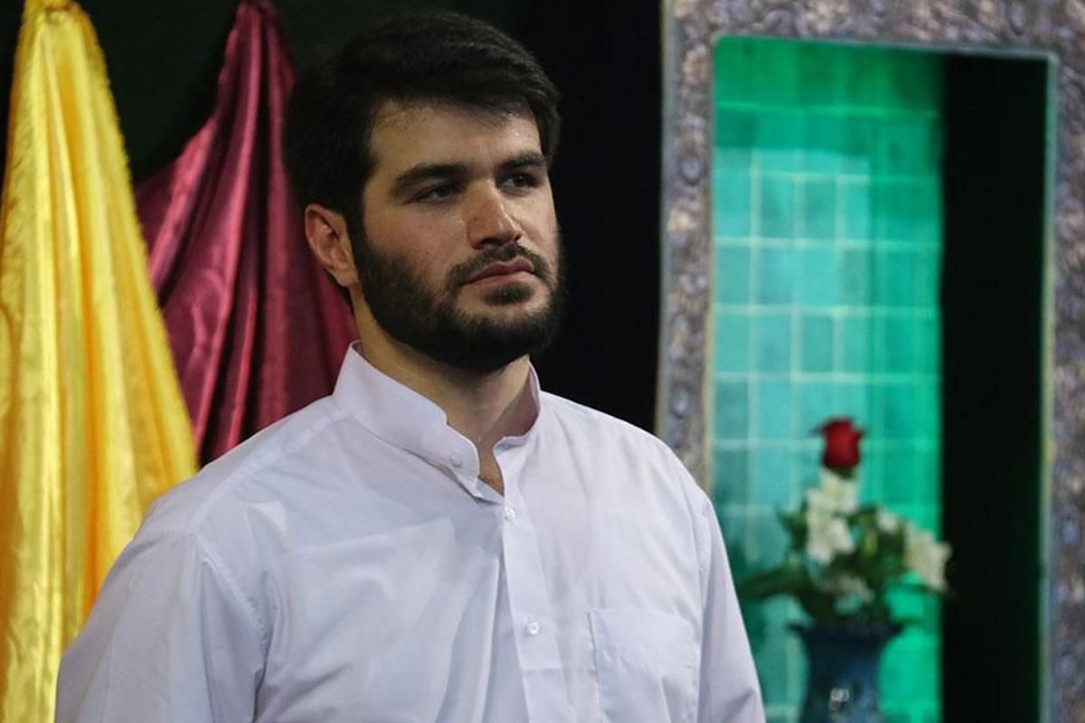 مداحی عید غدیر/ مطیعی: بی عدالت تو دنیا تاریکه (سرود)