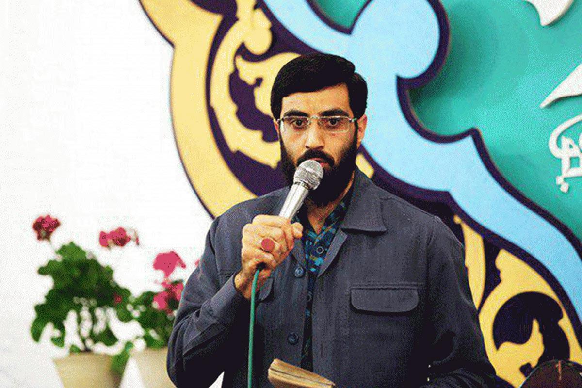 مداحی عید غدیر/ نریمانی: می بینیم دوباره باز نور جلی رو