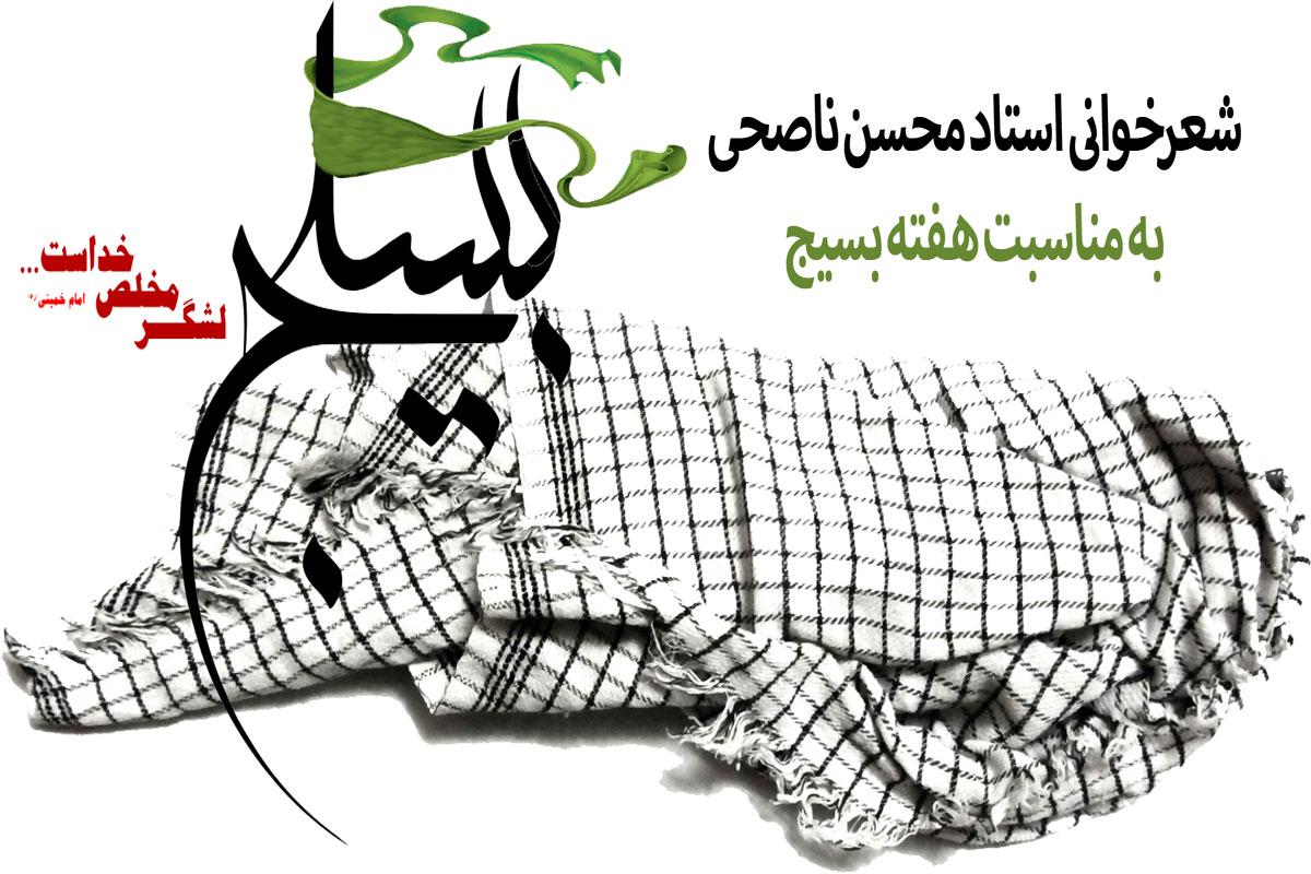 محسن ناصحی   دلی شیشه ای دارم آری دلی پر