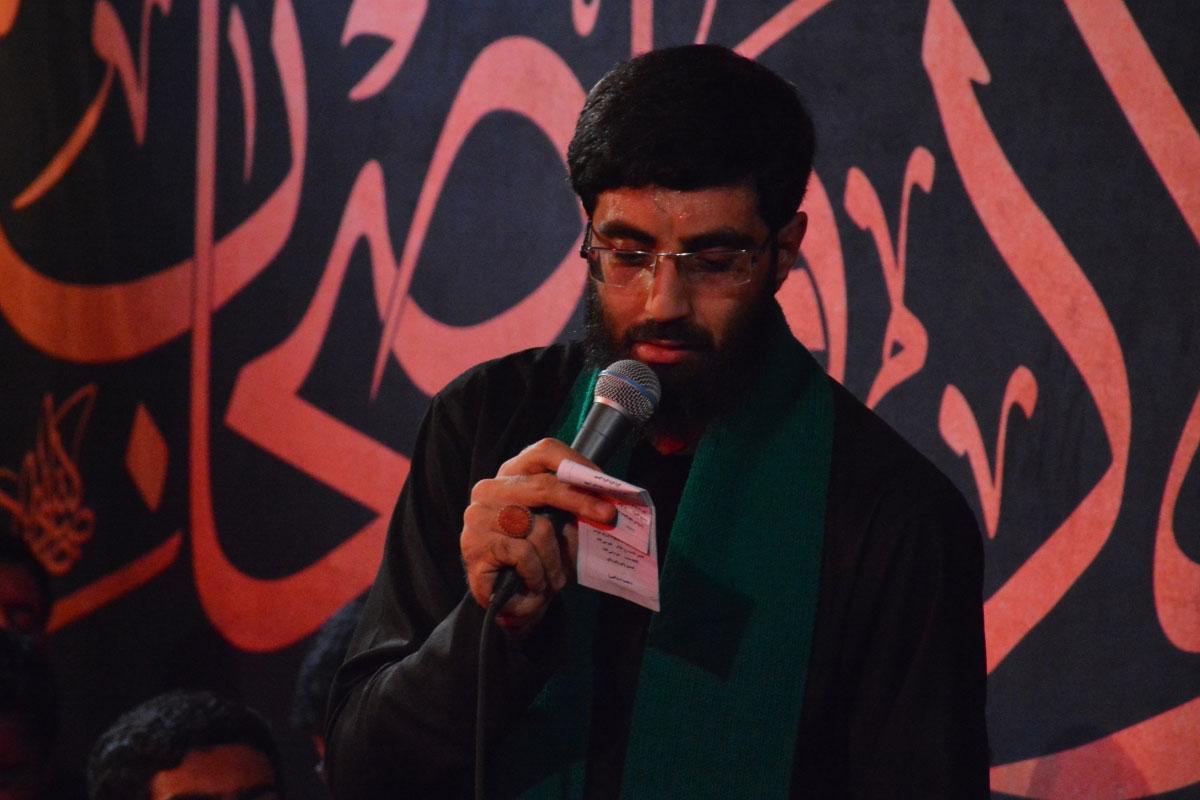 مداحی جلسات هفتگی1399/ نریمانی: حسینم ای بی سر حسین عریان پیکر