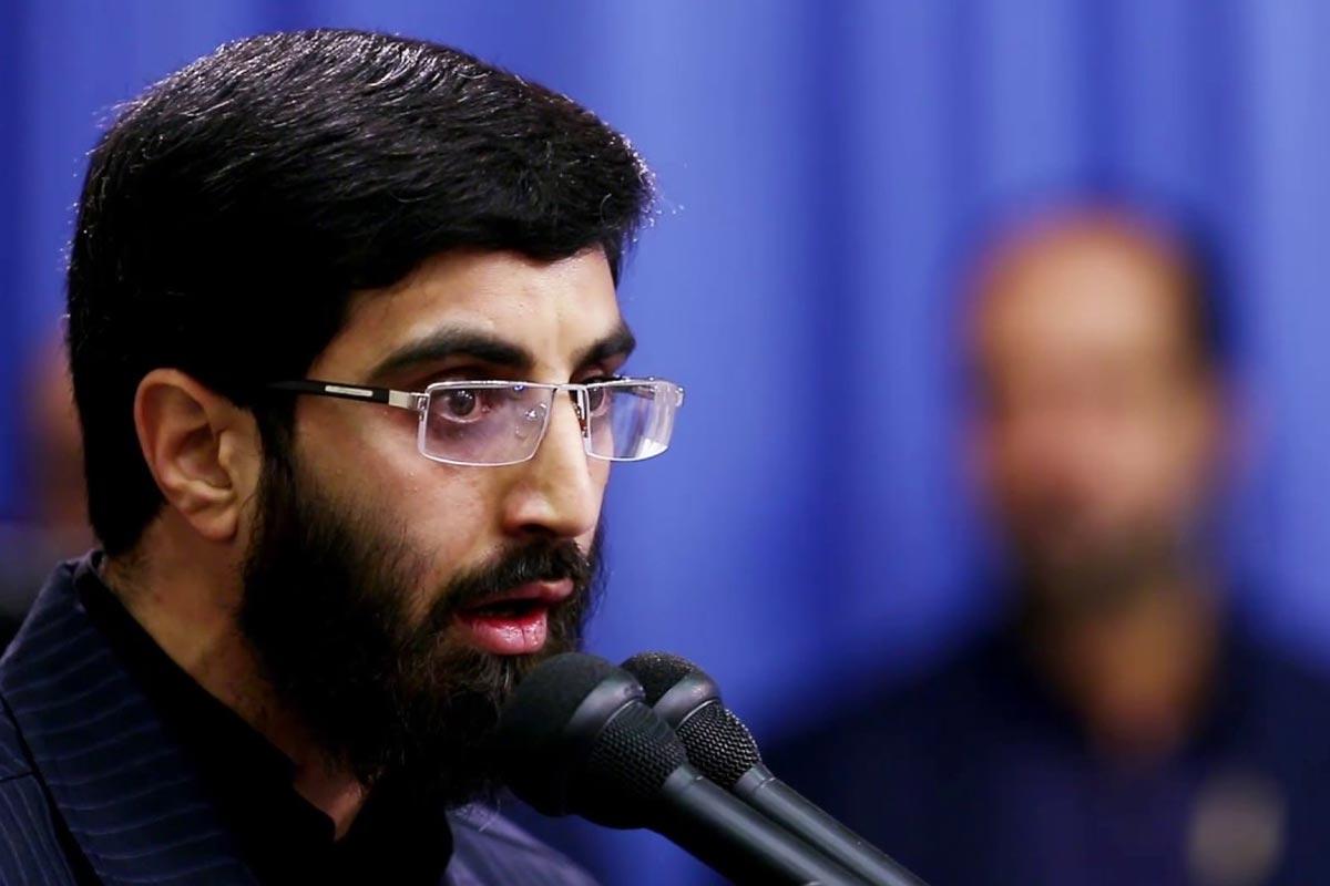 مرثیهسرائی سیدرضا نریمانی در خطبههای نماز جمعه تهران