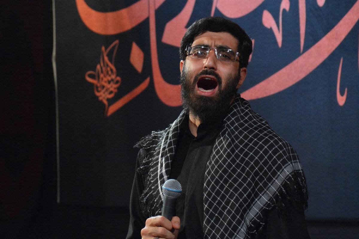 بیا نگار آشنا شب غمم سحر نما/ سیدرضا نریمانی