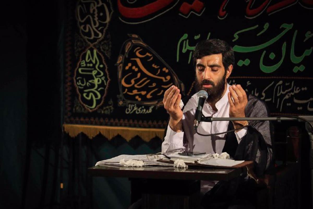 فرازهایی از دعای ابوحمزه ثمالی/ سیدرضا نریمانی