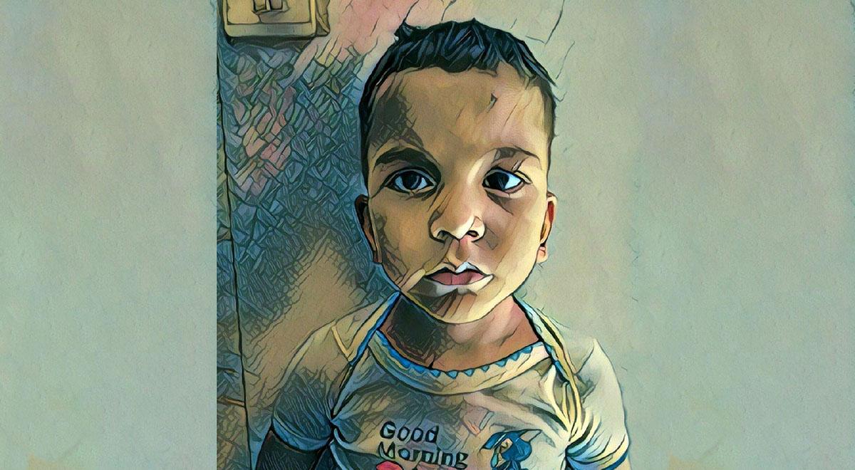 از حال رفتن یک پسربچه در تهران