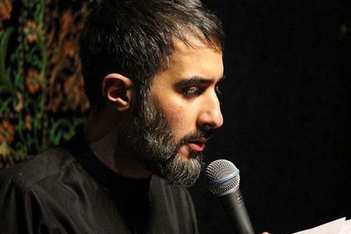 جامی بده به یاد رخ مرتضی علی/ استوری با صدای محمدحسین پویانفر