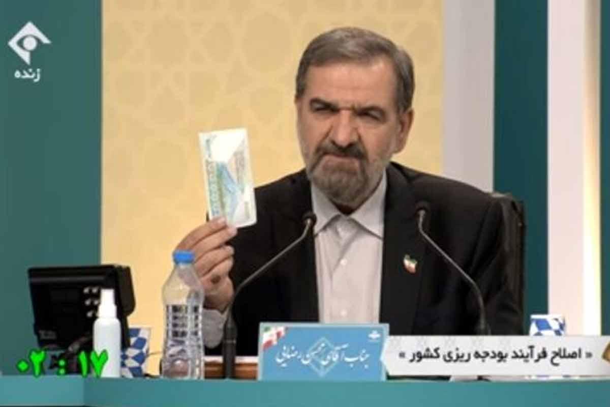 رضایی: دولتی جوان و انقلابی تشکیل خواهیم داد