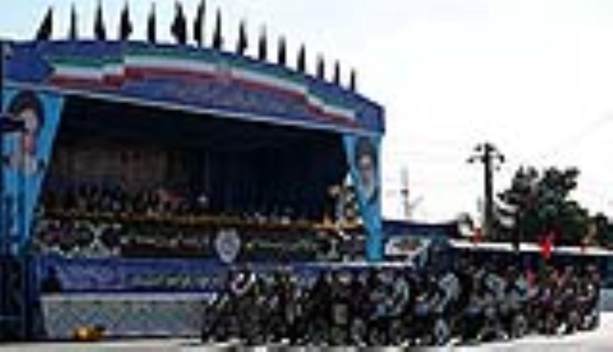 روز ارتش  رژه یگانهای نمونه ارتش جمهوری اسلامی ایران