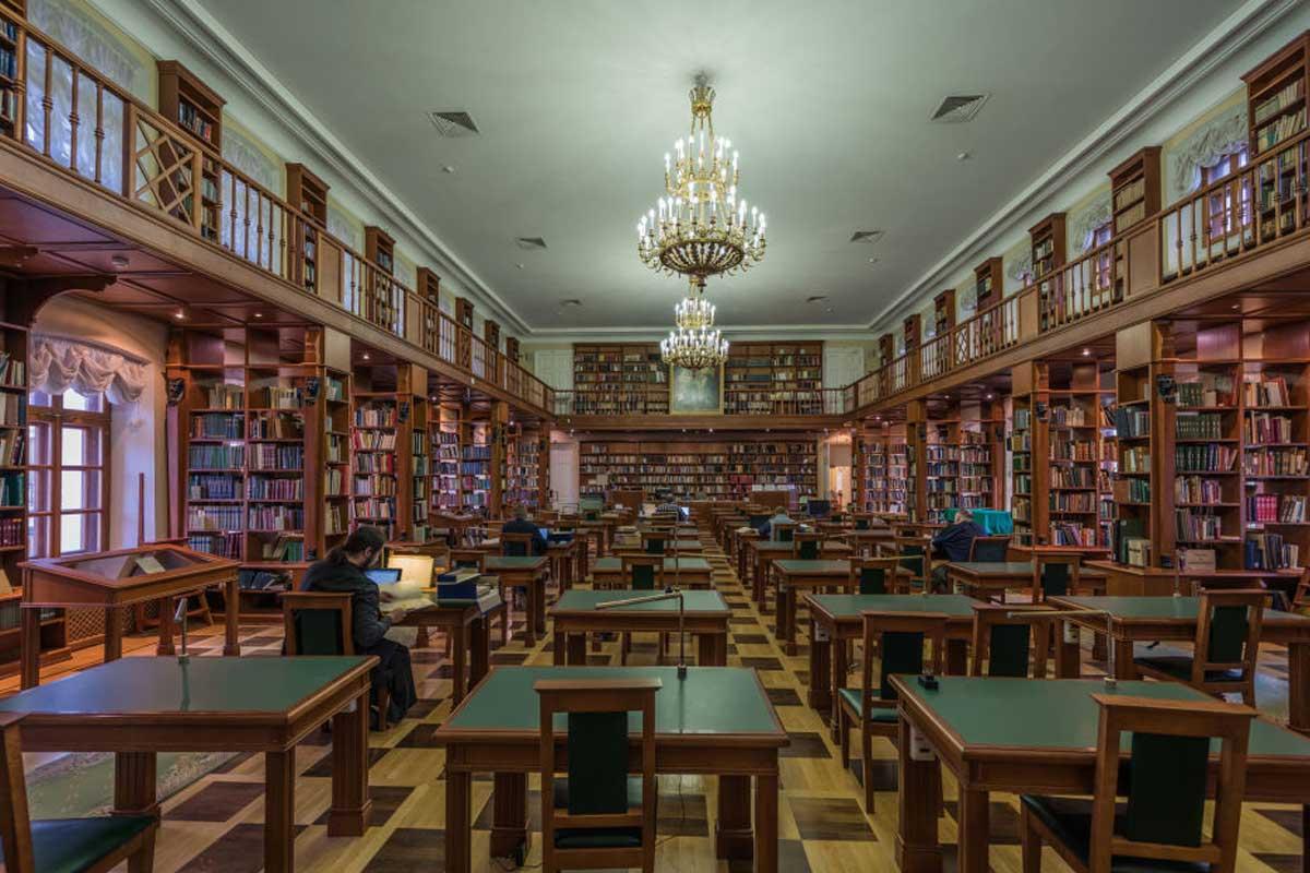 کتاب عالم شیعی در موزه روسیه