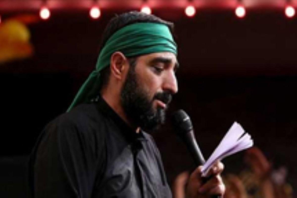 حاج سید مجید بنی فاطمه - شب دوم محرم 96 - شد وقت تجدید پیمانم (واحد جدید)