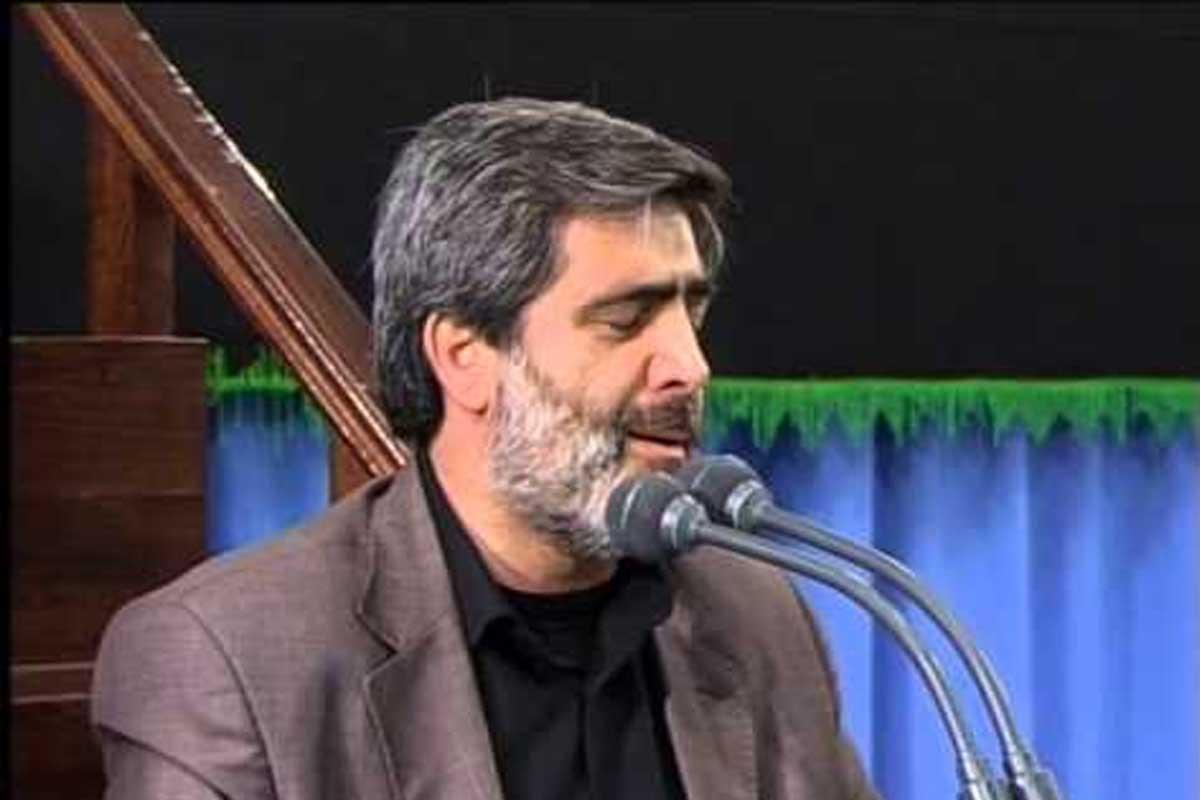 روضه خوانی امام حسین علیه السلام/مهدی سماواتی