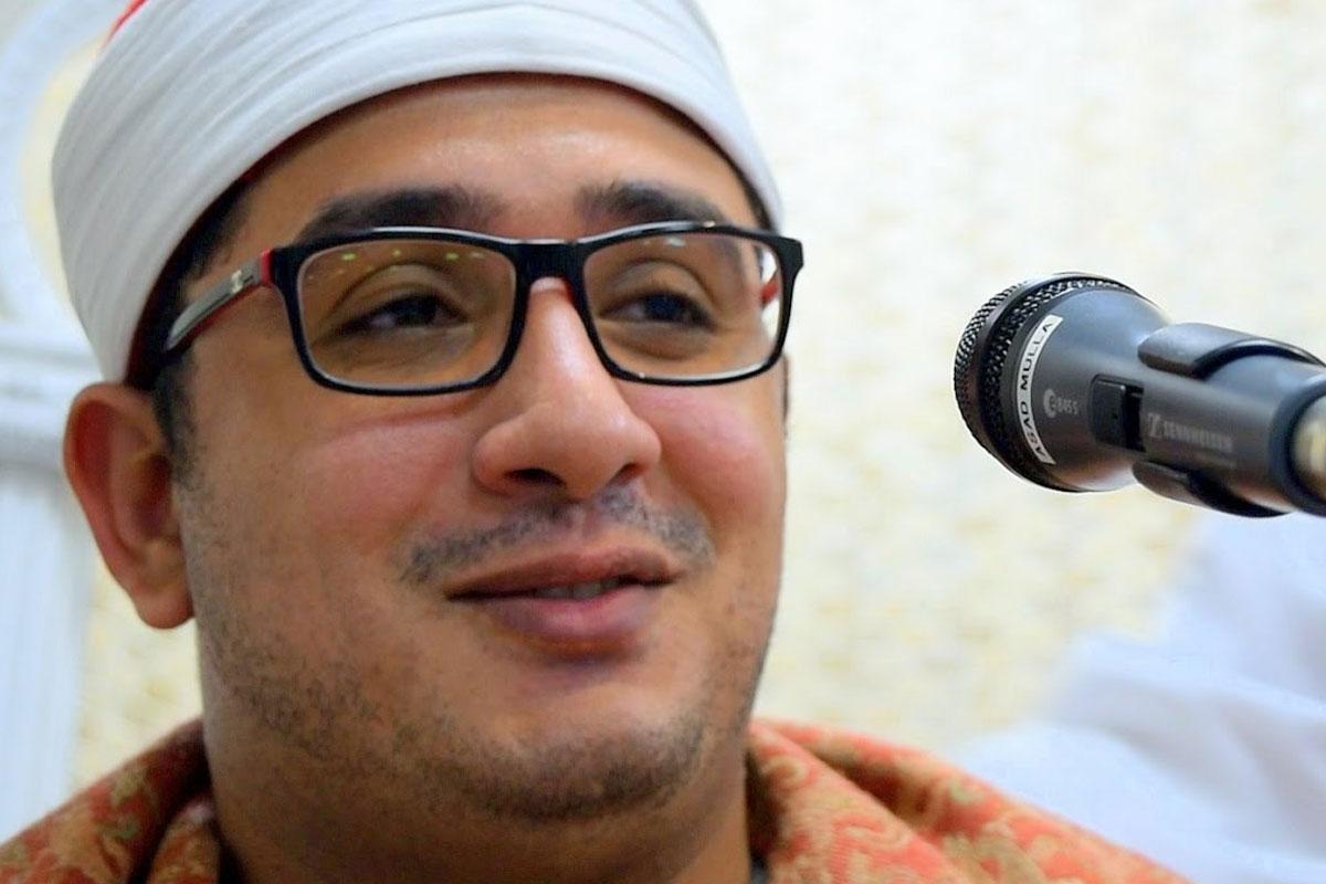 تلاوت فرازی از سوره مبارکه بلد/ محمود شحات انور