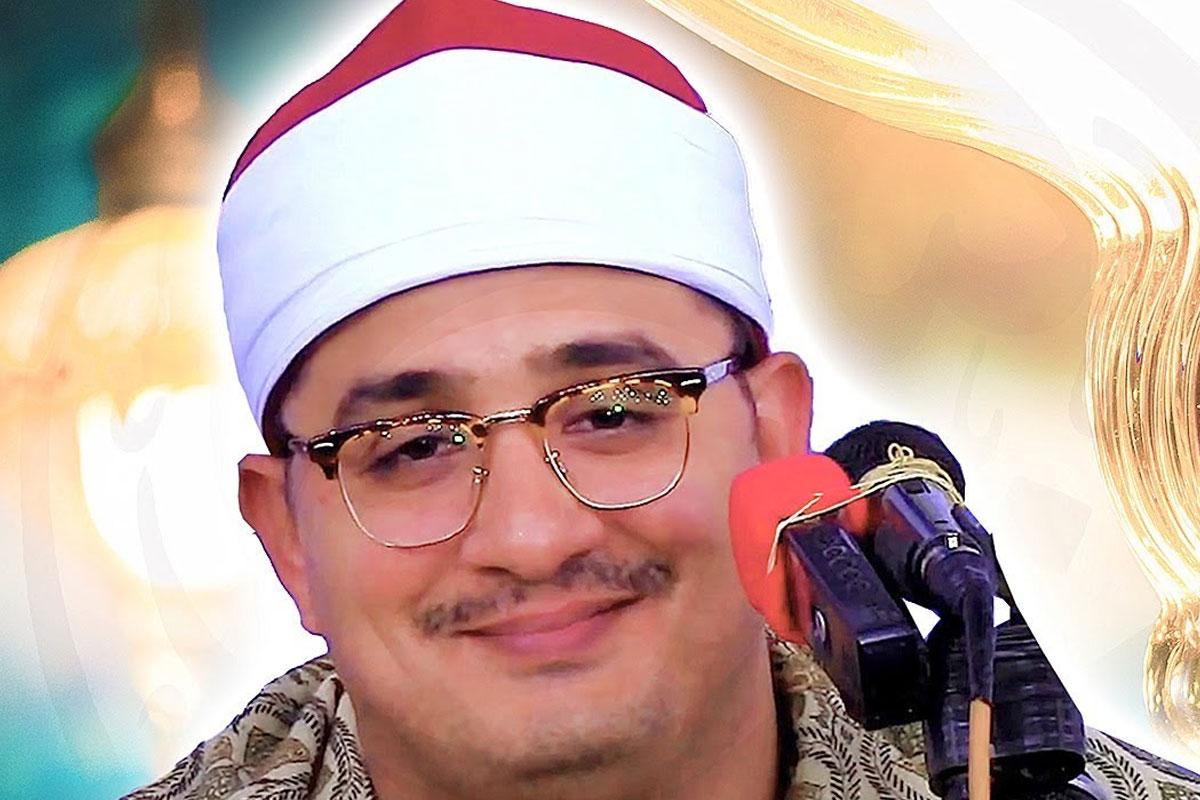 فراز زیبای آیه 35 سوره مبارکه نور/ محمود شحات انور