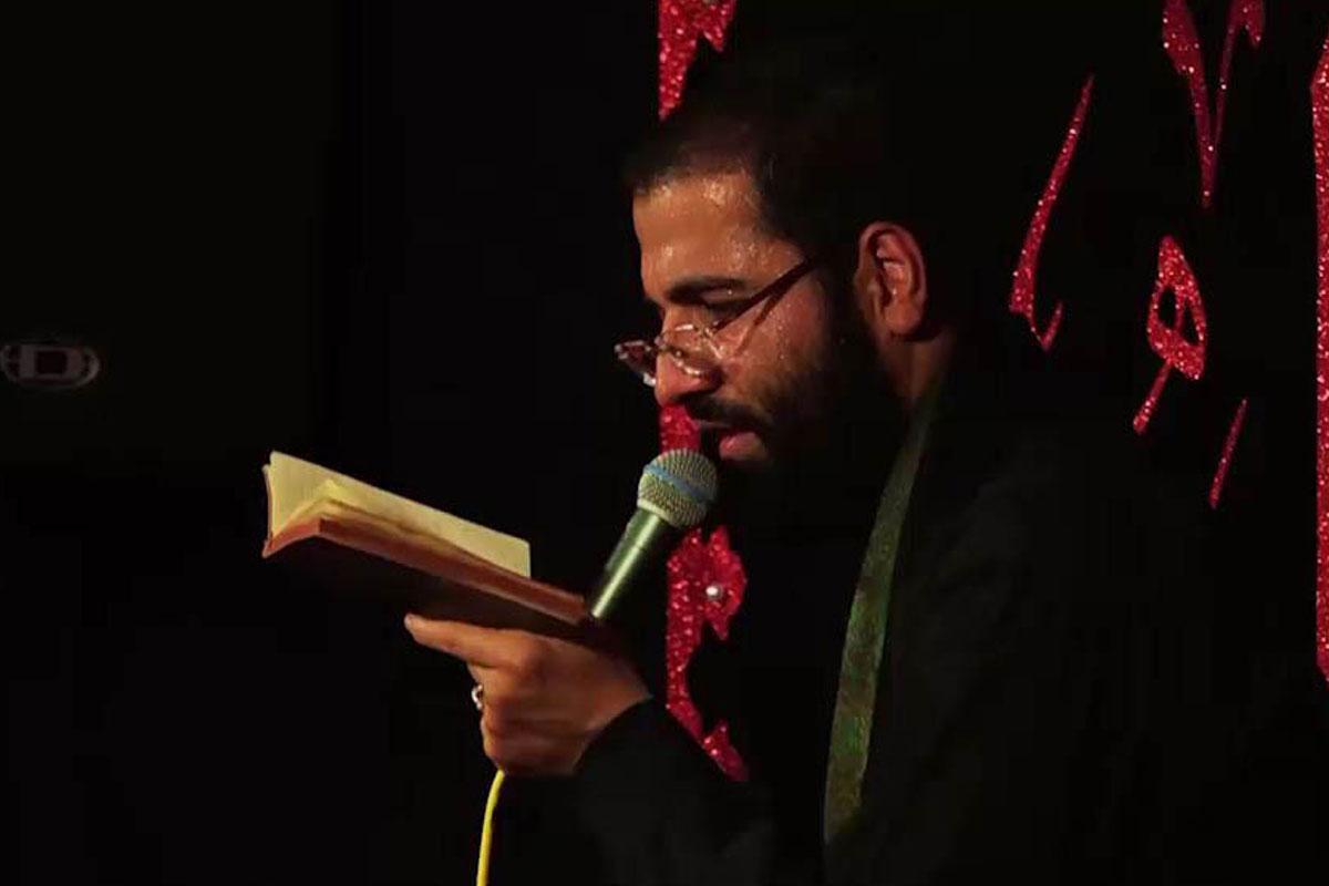 مداحی محرم 98/ سیب سرخی: دیوانه ی عالم که (شور جدید)