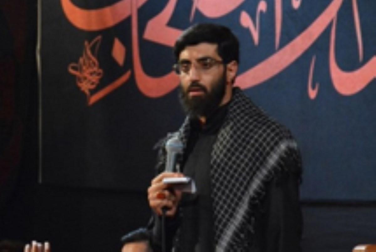 سید رضا نریمانی - شب بیست و یکم ماه مبارک رمضان 96 - ای که نسیمه تو از قدیمه (شور)