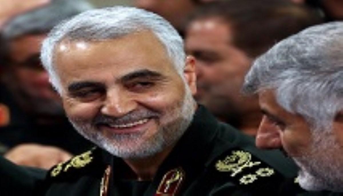 شوخی جالب سردار سلیمانی با خبرنگار صداوسیما