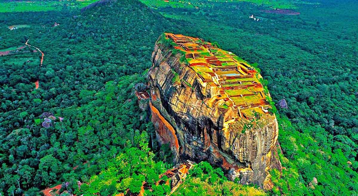 طبیعت زیبا | سریلانکا