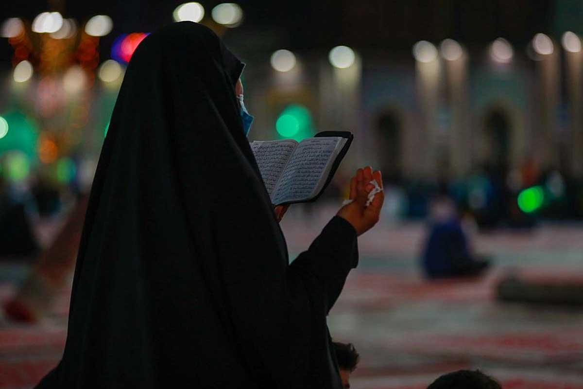 مناجات زیبای تائبین/ سید مصطفی الموسوی