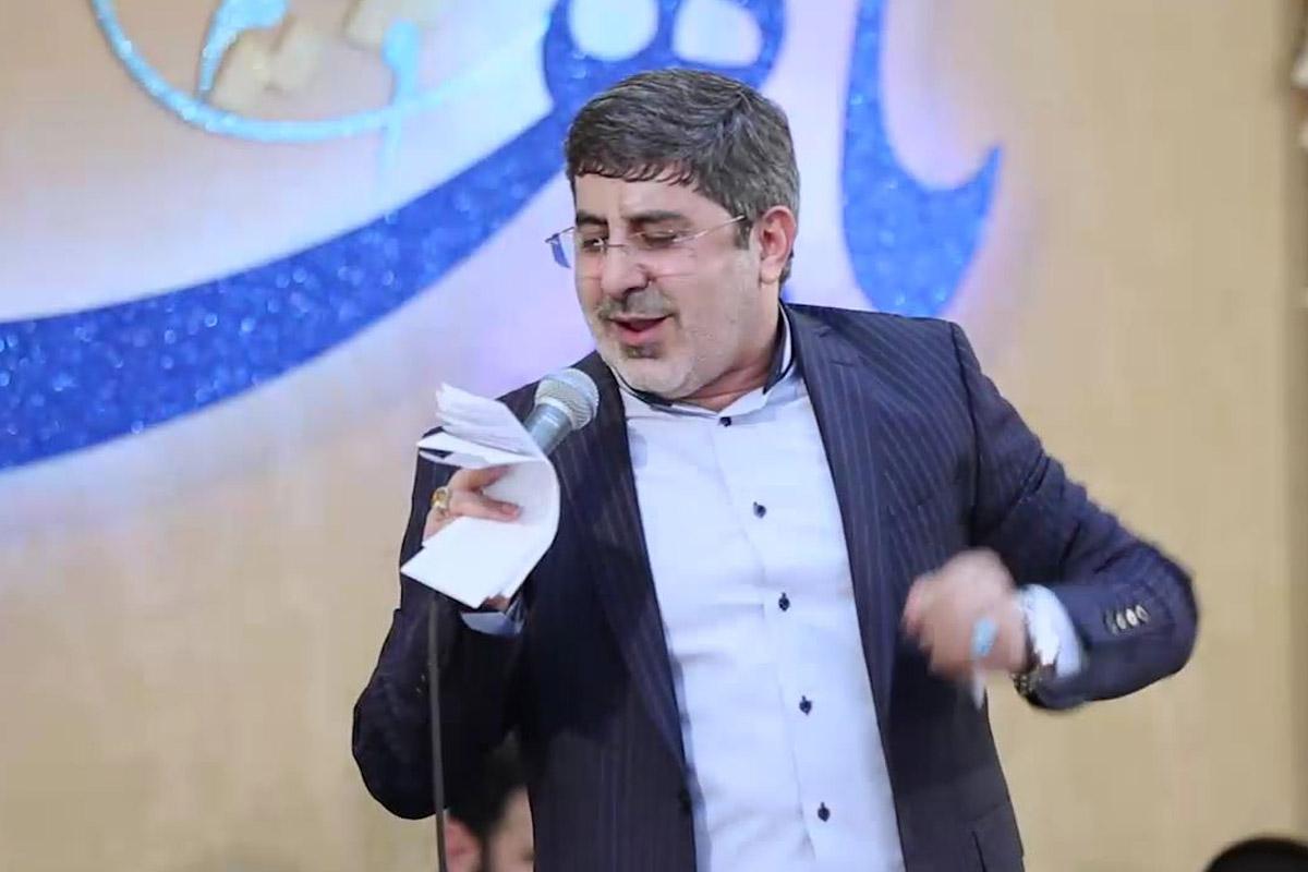 مداحی میلاد امام حسن عسکری(علیه السلام)/ طاهری: آسمون امشب برا تو گل می باره