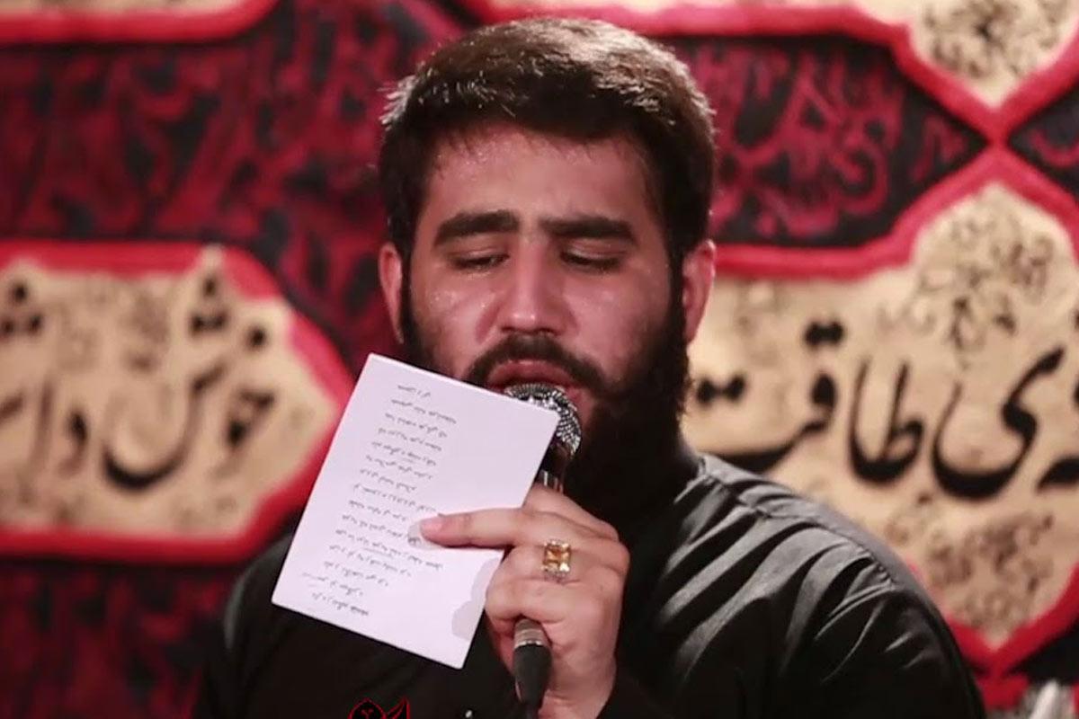 السلام علی الحیدر جبل الوقار/ حسین طاهری