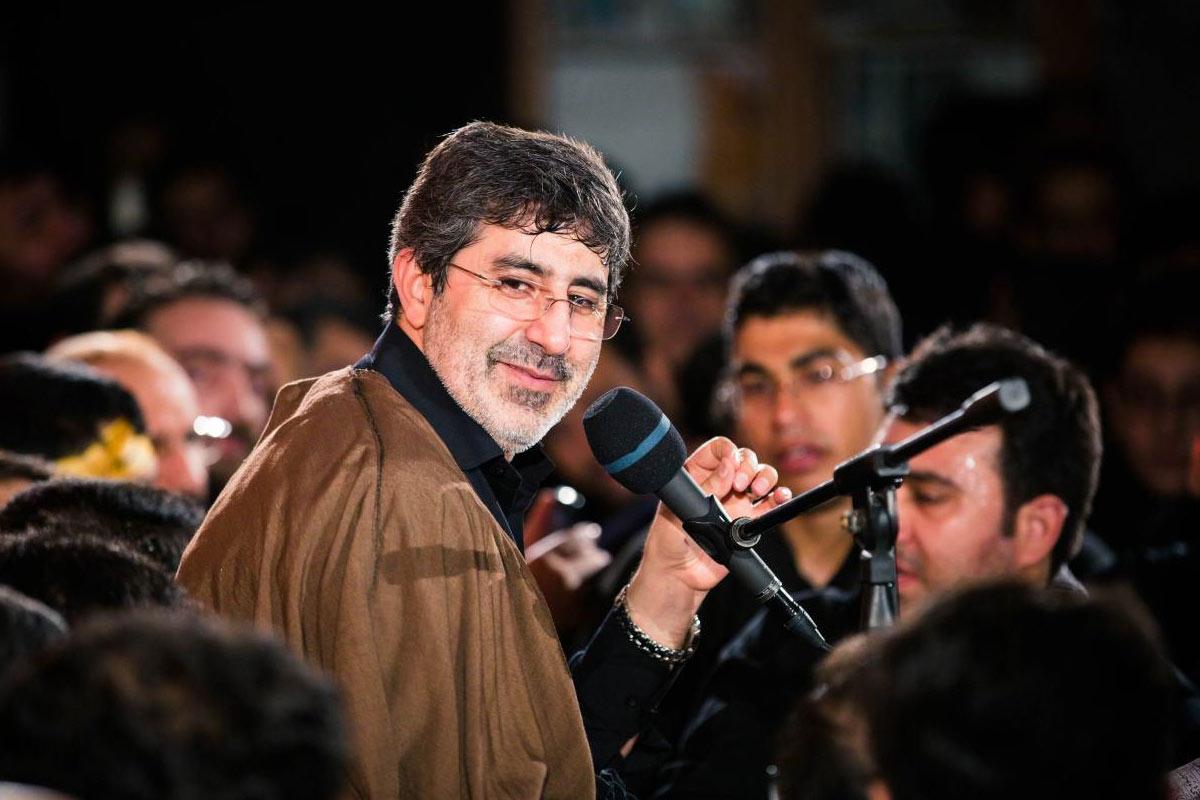 ببین پریشونم دوباره سرگشتم/ محمدرضا طاهری