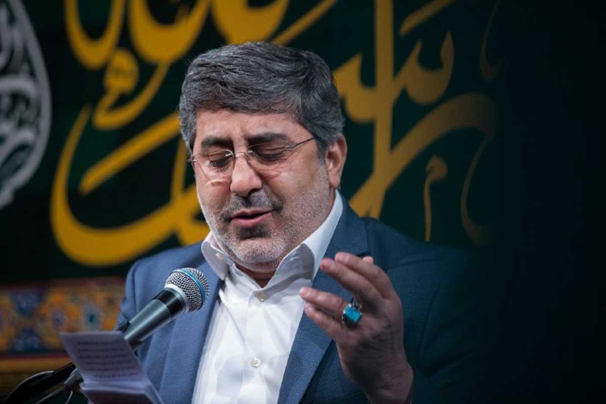 خسته و دل شکسته در خونت رسیدم/ محمدرضا طاهری