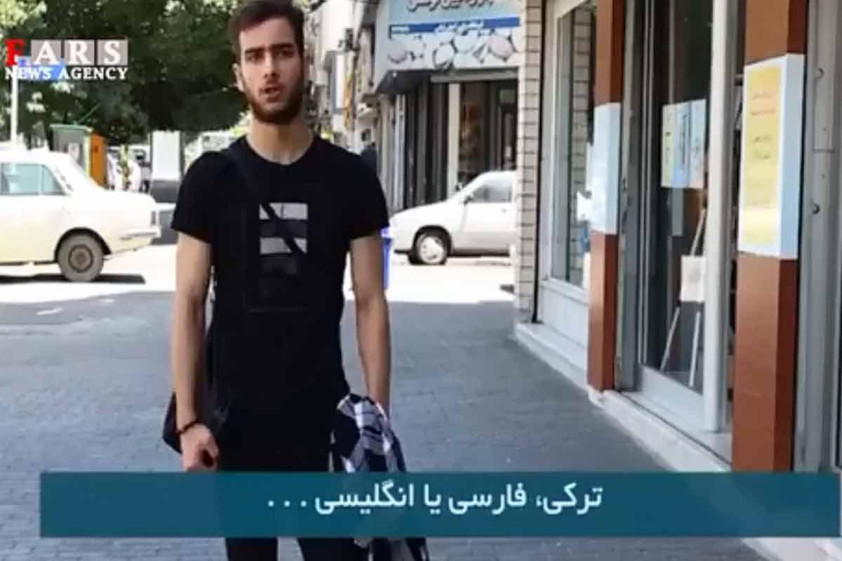 واکنش مردم تبریز به ترکی صحبتکردن نامزدهای اصلاحطلب