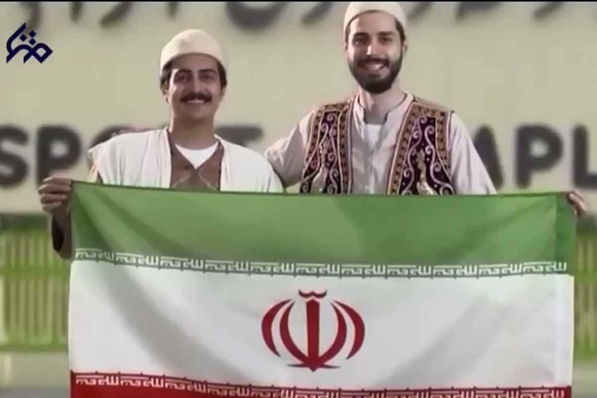 نماهنگ «ای خاک میهنی»/ مهدیار رضایی