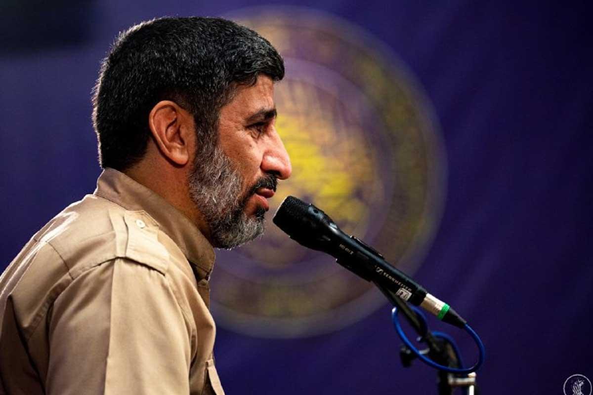دعای افتتاح/ حاج مهدی سلحشور