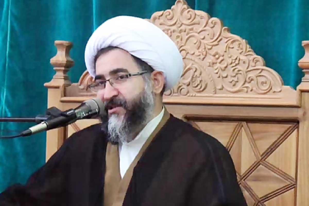 نعمت ظاهر و نعمت باطن/ حجتالاسلام ظهیری