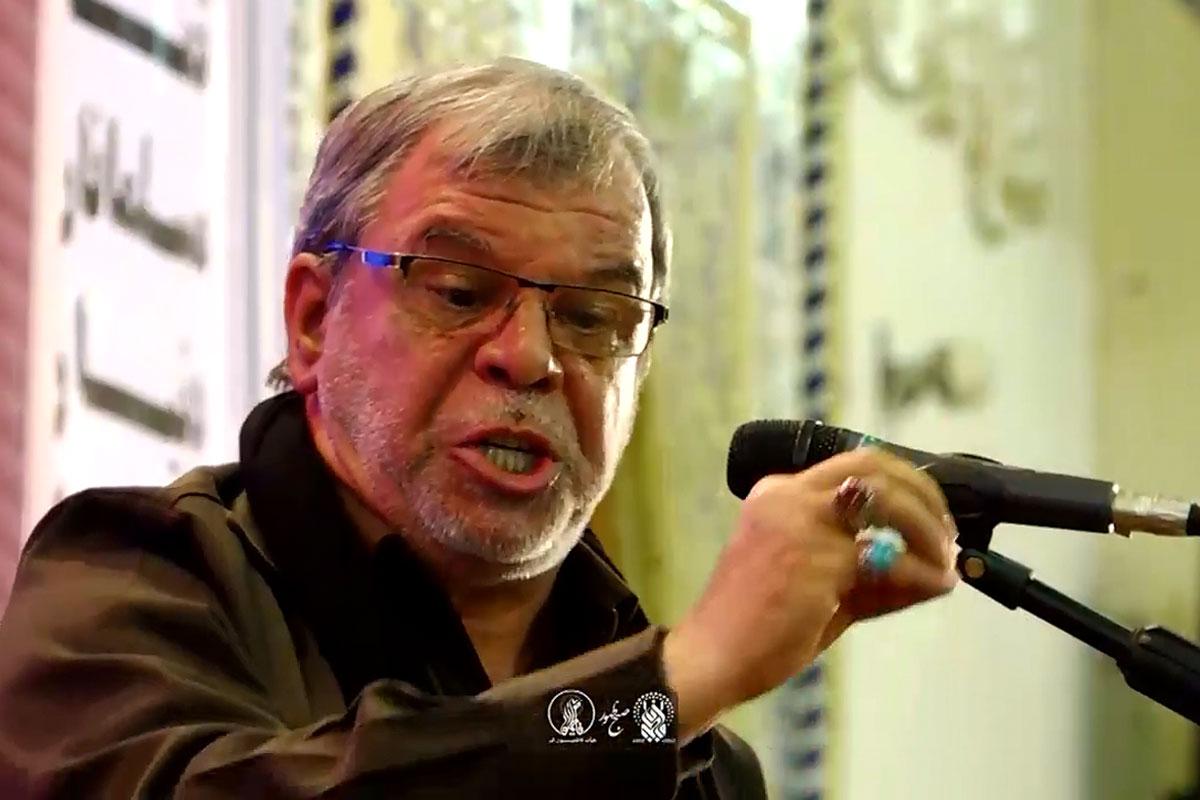 شعرخوانی زیبای «تکرار نخواهد شد»/ ولی الله کلامی زنجانی