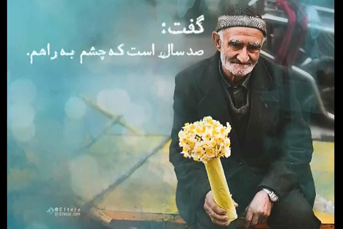 پیرمردی که در زمان امام صادق منتظر ظهور بود/ پادکست