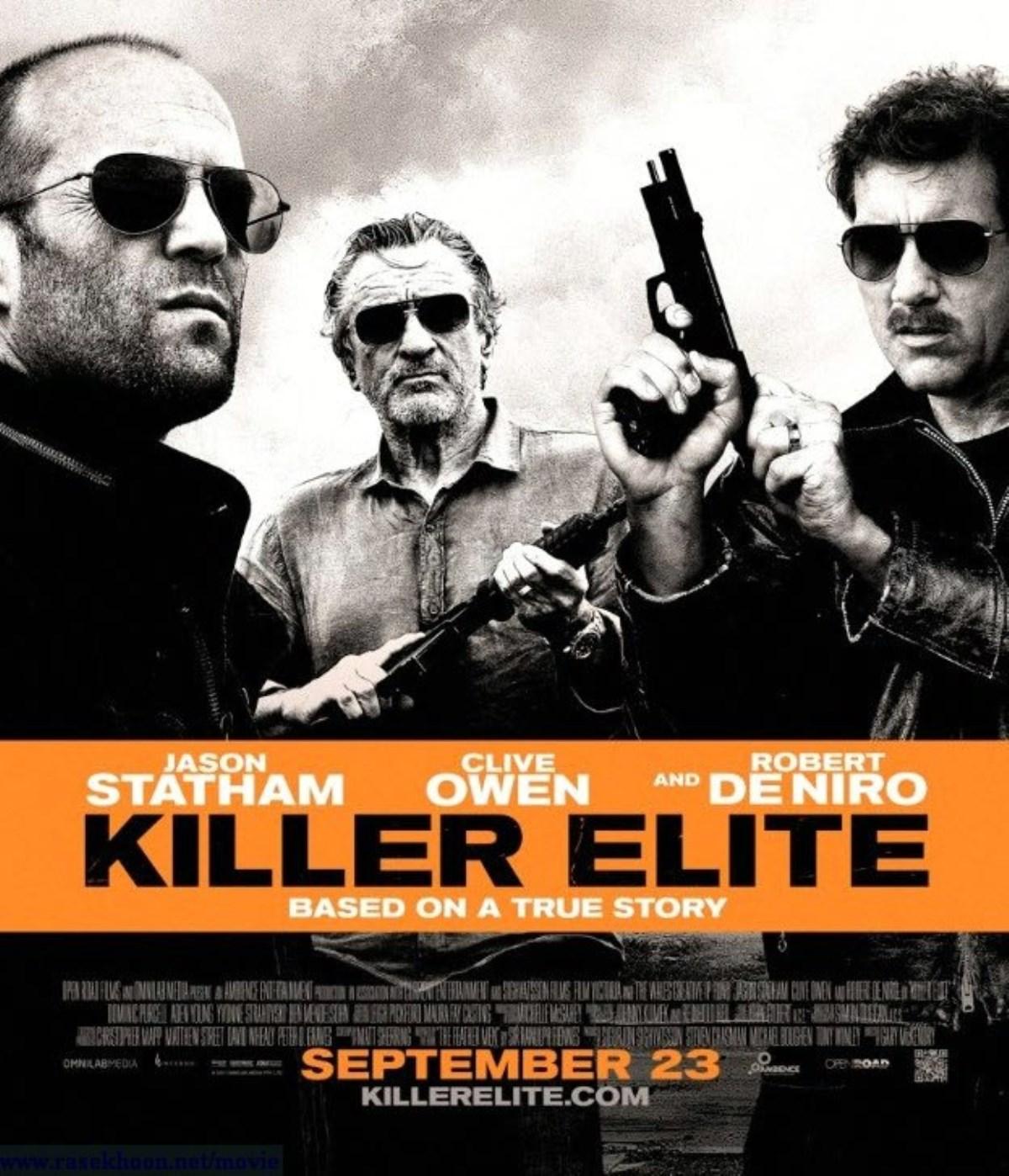 قاتلان بزرگ (Killer Elite)