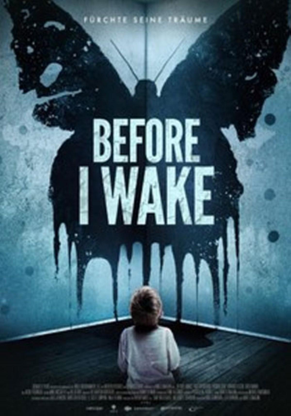Before I Wake (پیش از اینکه بیدار شوم)