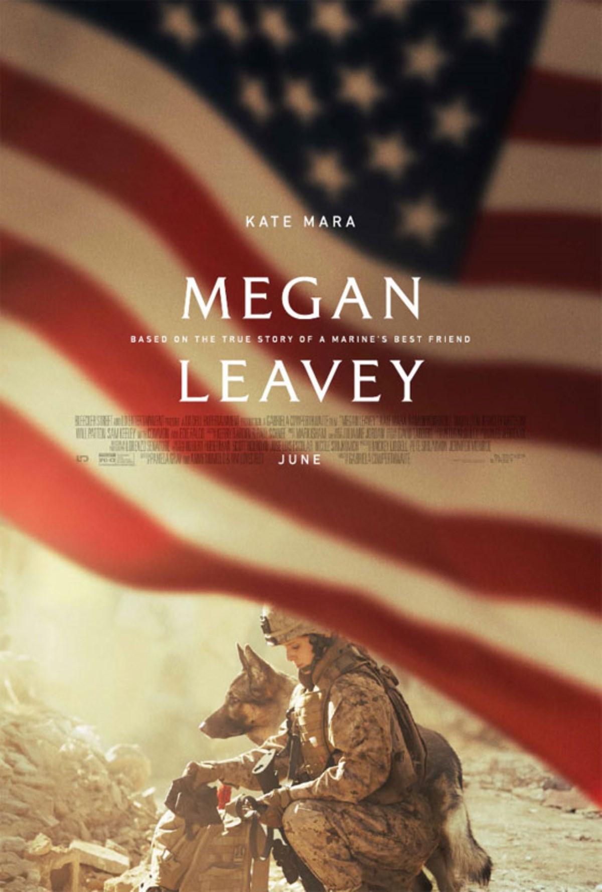 مگان لیوی( Megan Leavey )