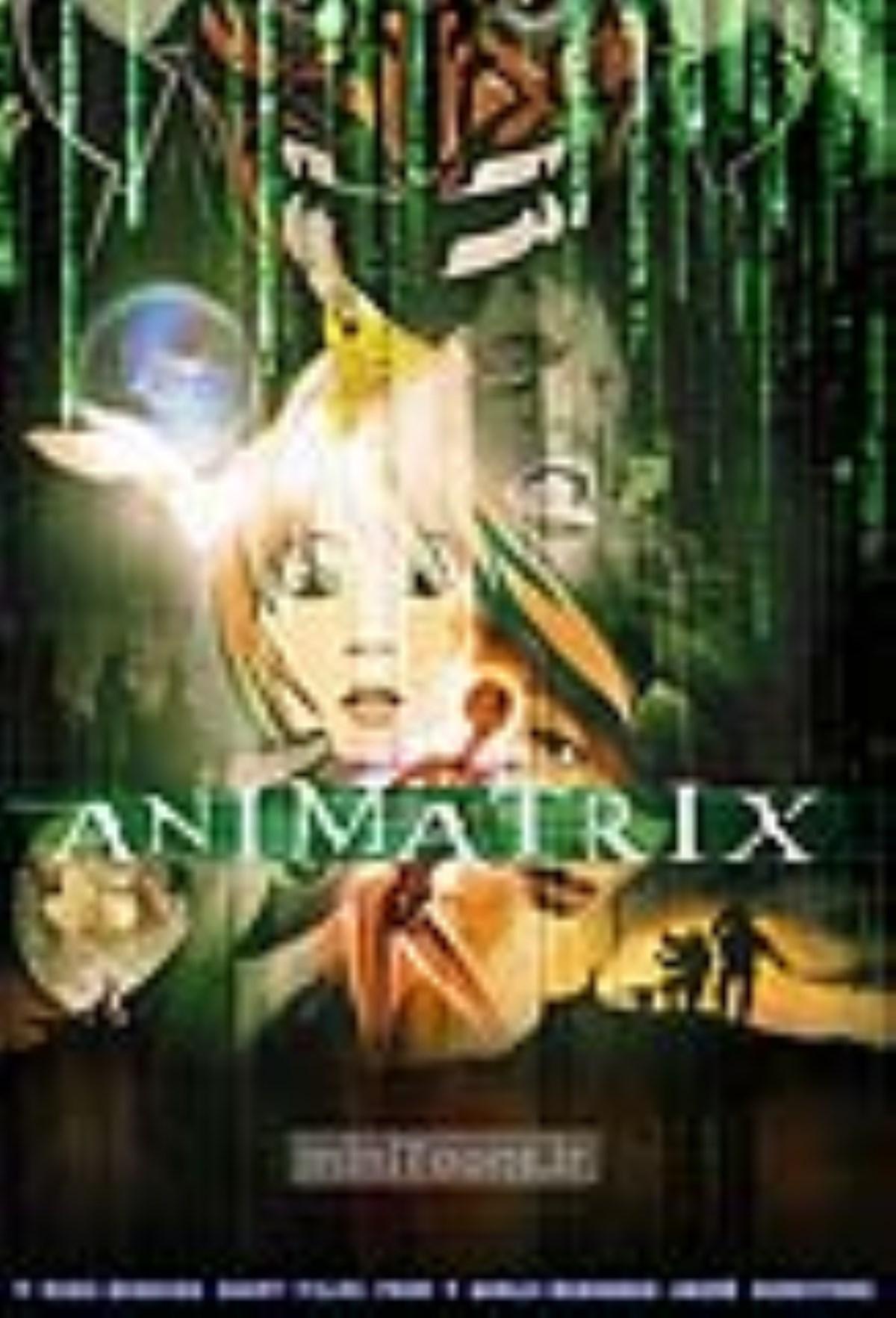 انیماتریکس – The Animatrix