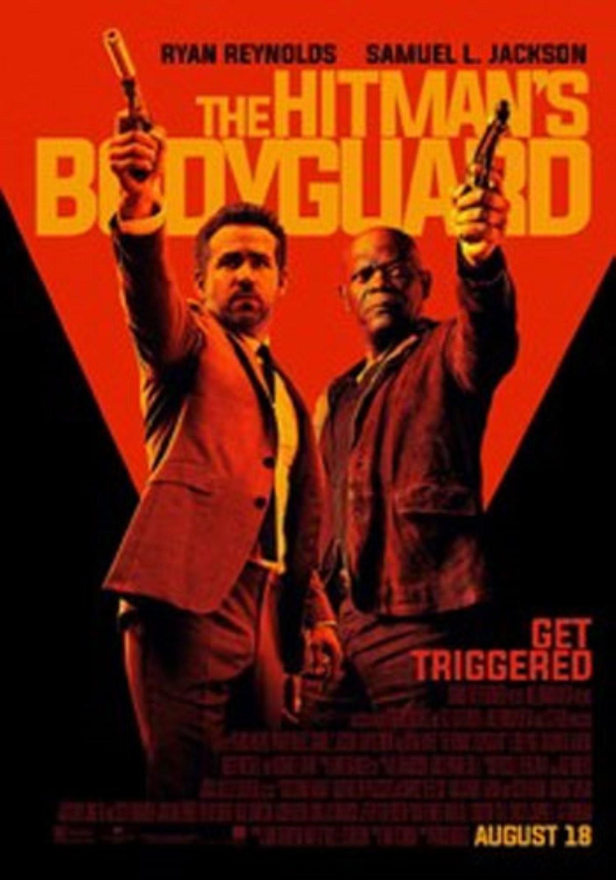 محافظ هیتمن (The Hitman's Bodyguard)