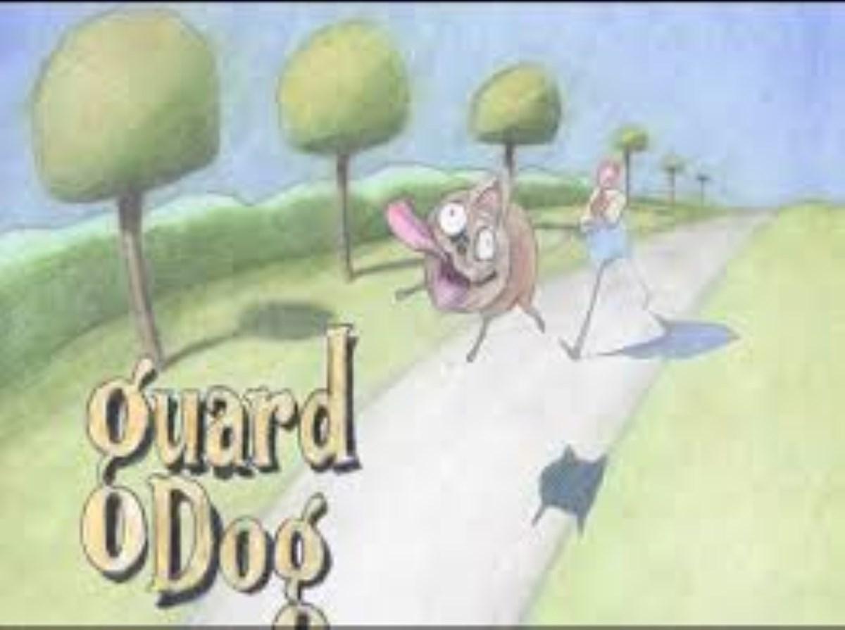 Guard Dog سگ محافظ