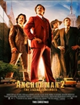 Anchorman 2: The Legend Continues (گوینده خبر 2: افسانه ادامه دارد)