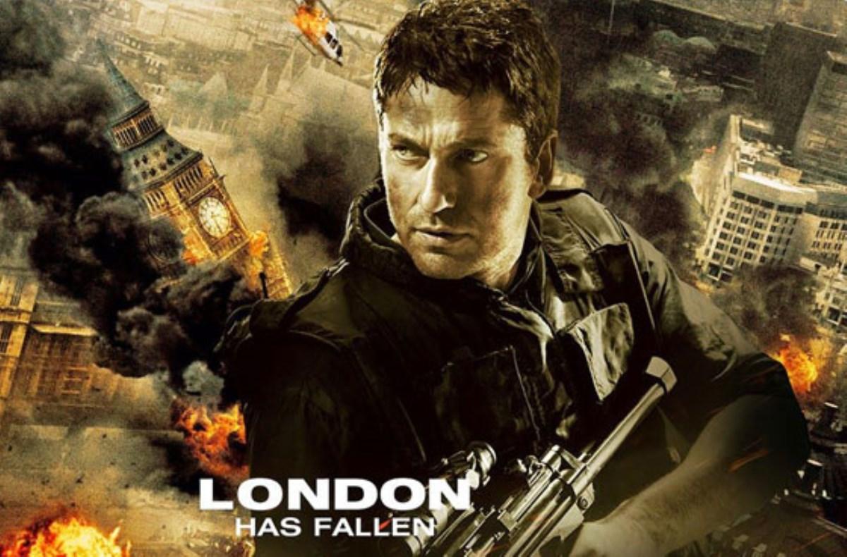 بررسی فیلم لندن سقوط کرده است (London Has Fallen)