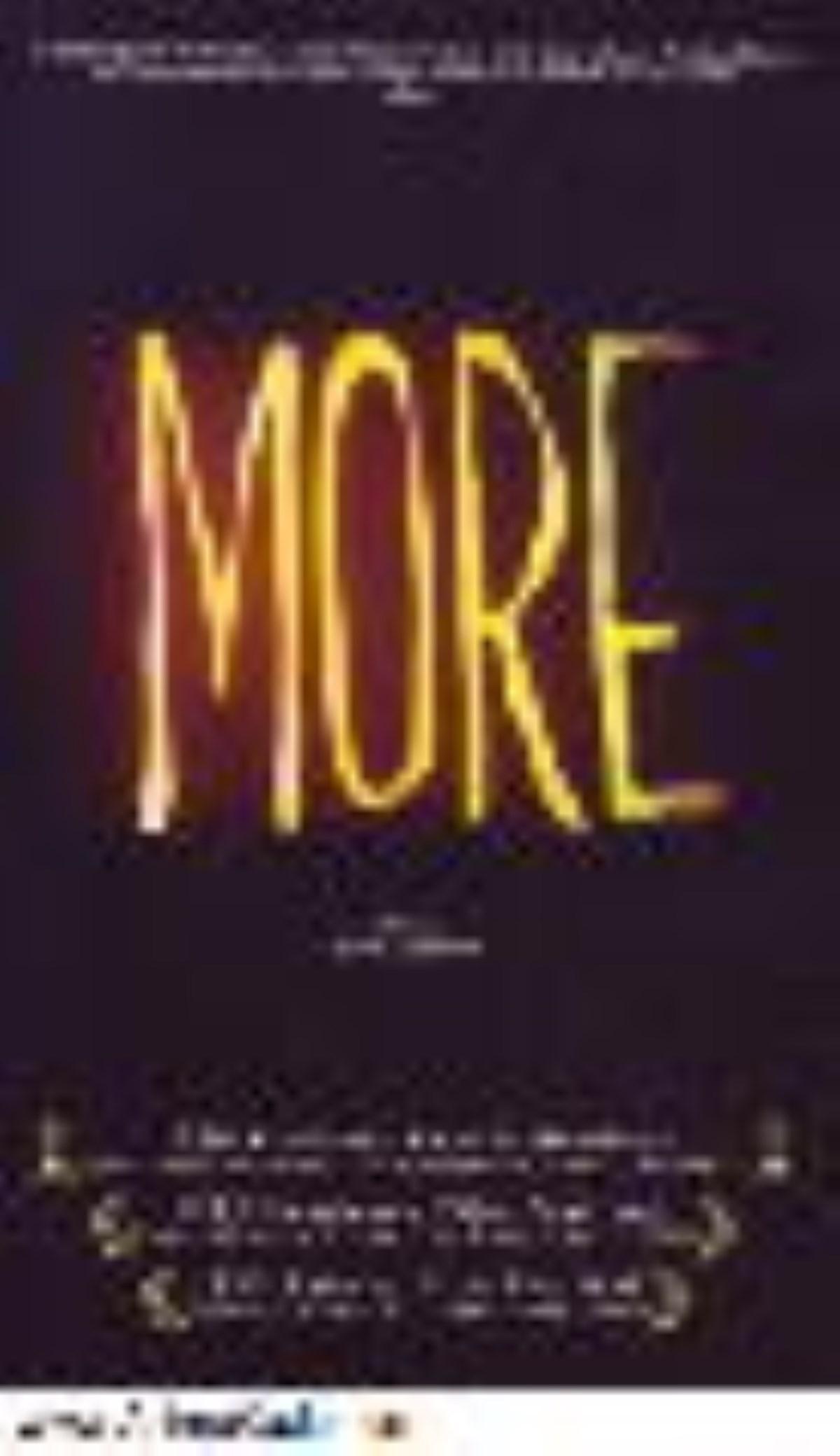 More بیشتر