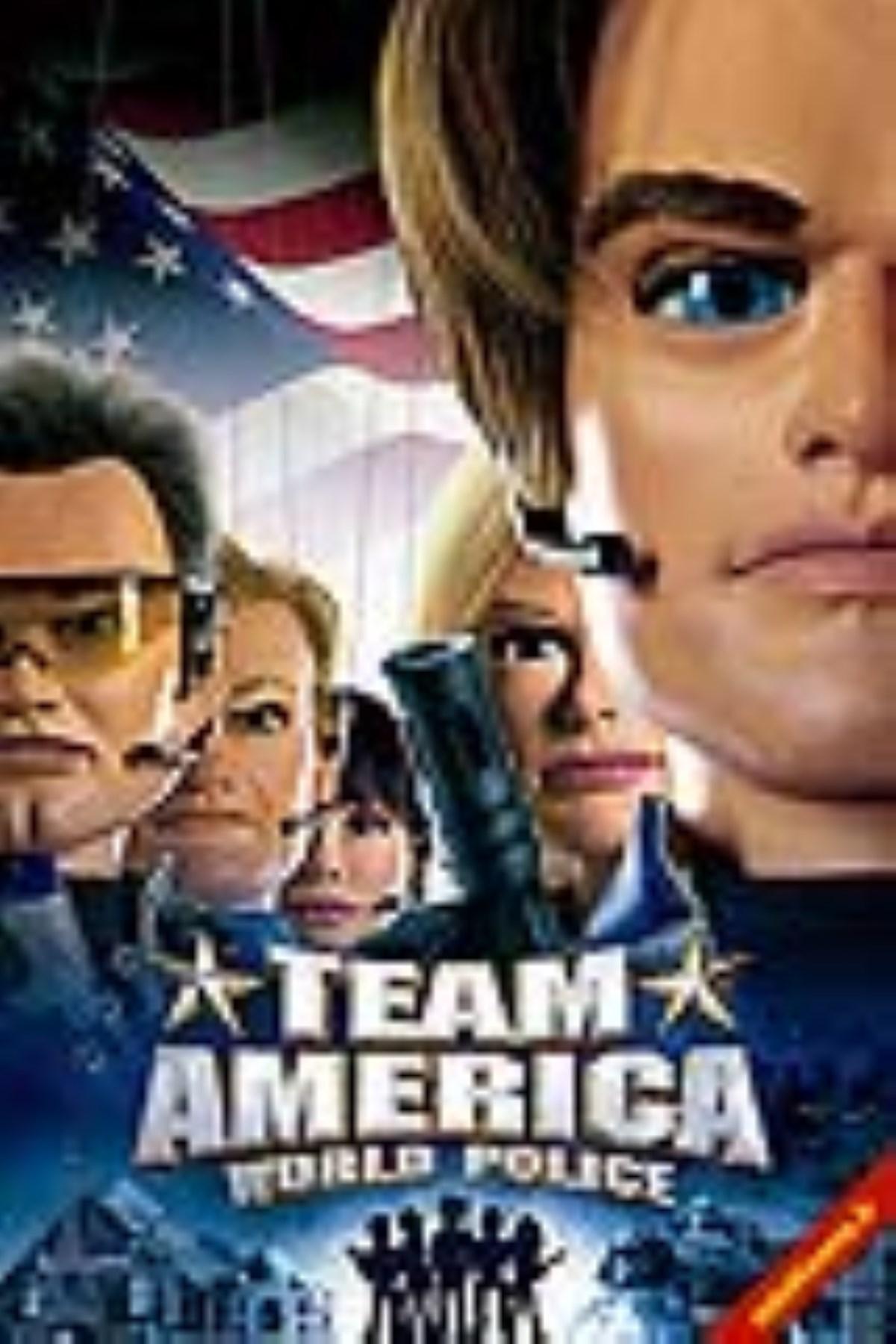 تیم آمریکایی: پلیس جهانی – Team America: World Police