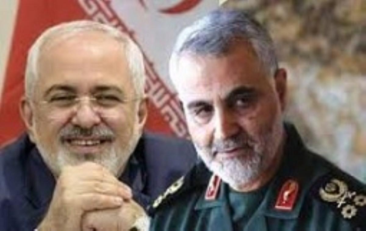 حمایت سردارسلیمانی از محمدجواد ظریف/ علت عدم حضور ظریف در جلسه با اسد