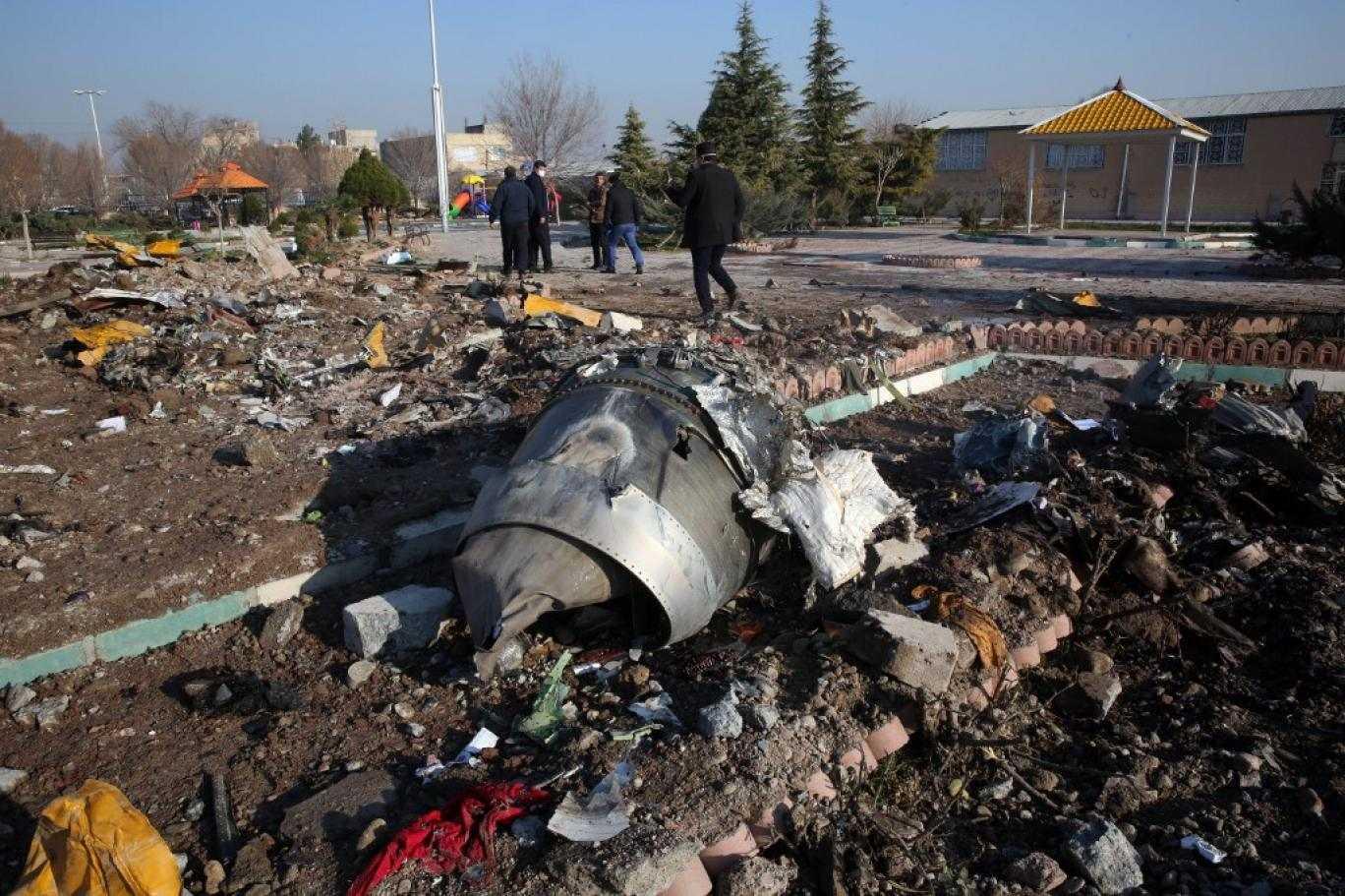 واکنش ایران در خصوص جعبه سیاه هواپیمای اوکراینی