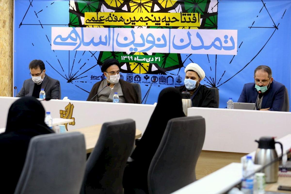 دکتر خاموشی: وقف میتواند تاثیر بسیار شگرفی در تمدن نوین اسلامی داشته باشد