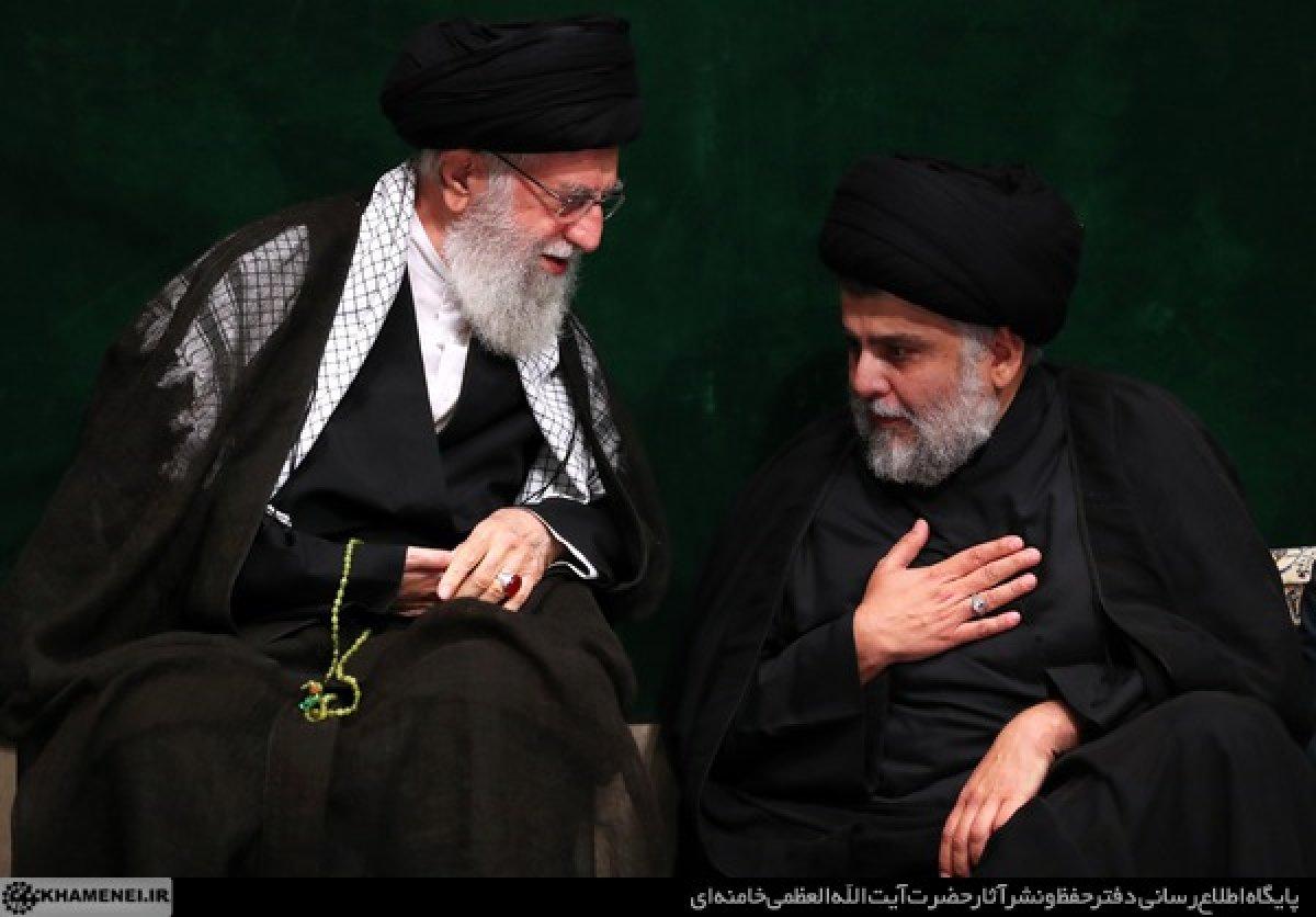واکنش کاربران به حضور «مقتدی صدر» در حسینیه امام خمینی(ره)