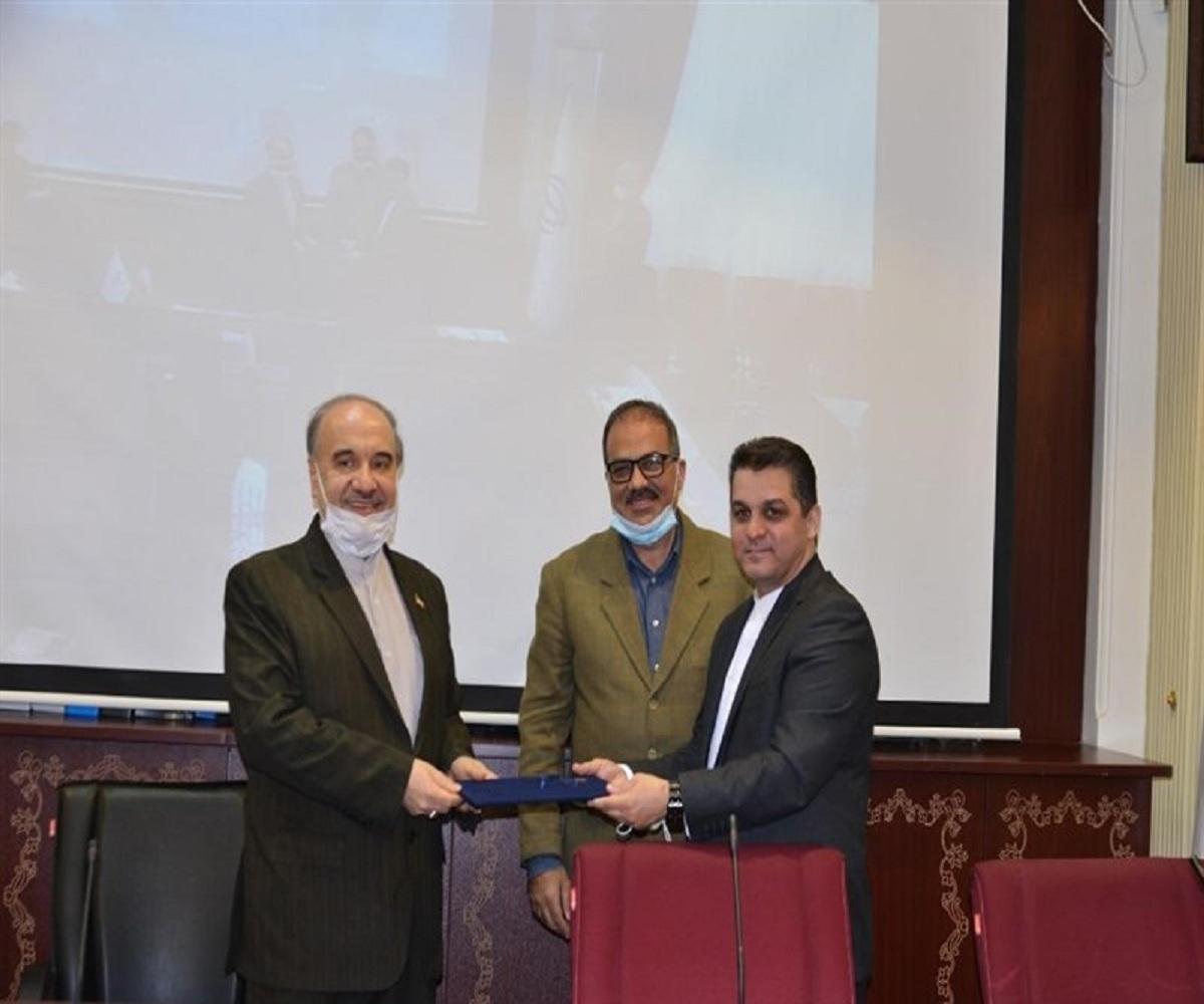 کاوه احمدی مدیرکل روابط عمومی وزارت ورزش و جوانان شد