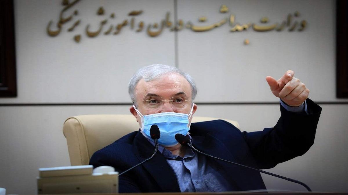 واکنش وزیر بهداشت به سخن رئیس جمهور