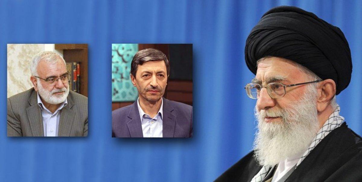 رهبر انقلاب در احکام جداگانهای رؤسای بنیاد مستضعفان و کمیته امداد امام خمینی را منصوب کردند